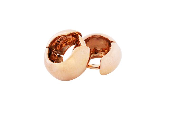 9ct Rose gold
