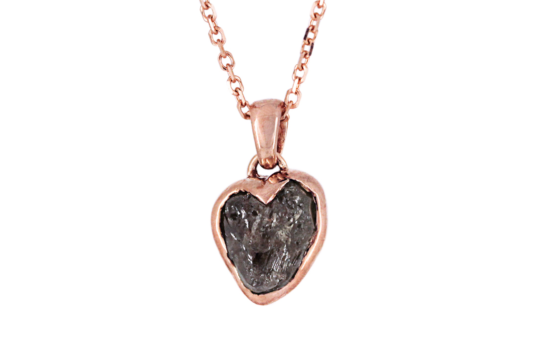 HEART OF CAPE TOWN in 14ct Rose Gold