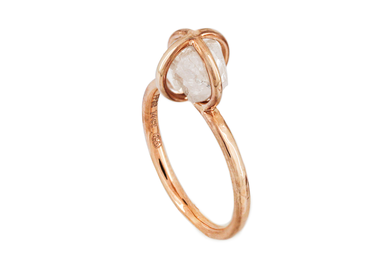 CAPE WHEEL in 14ct Rose Gold