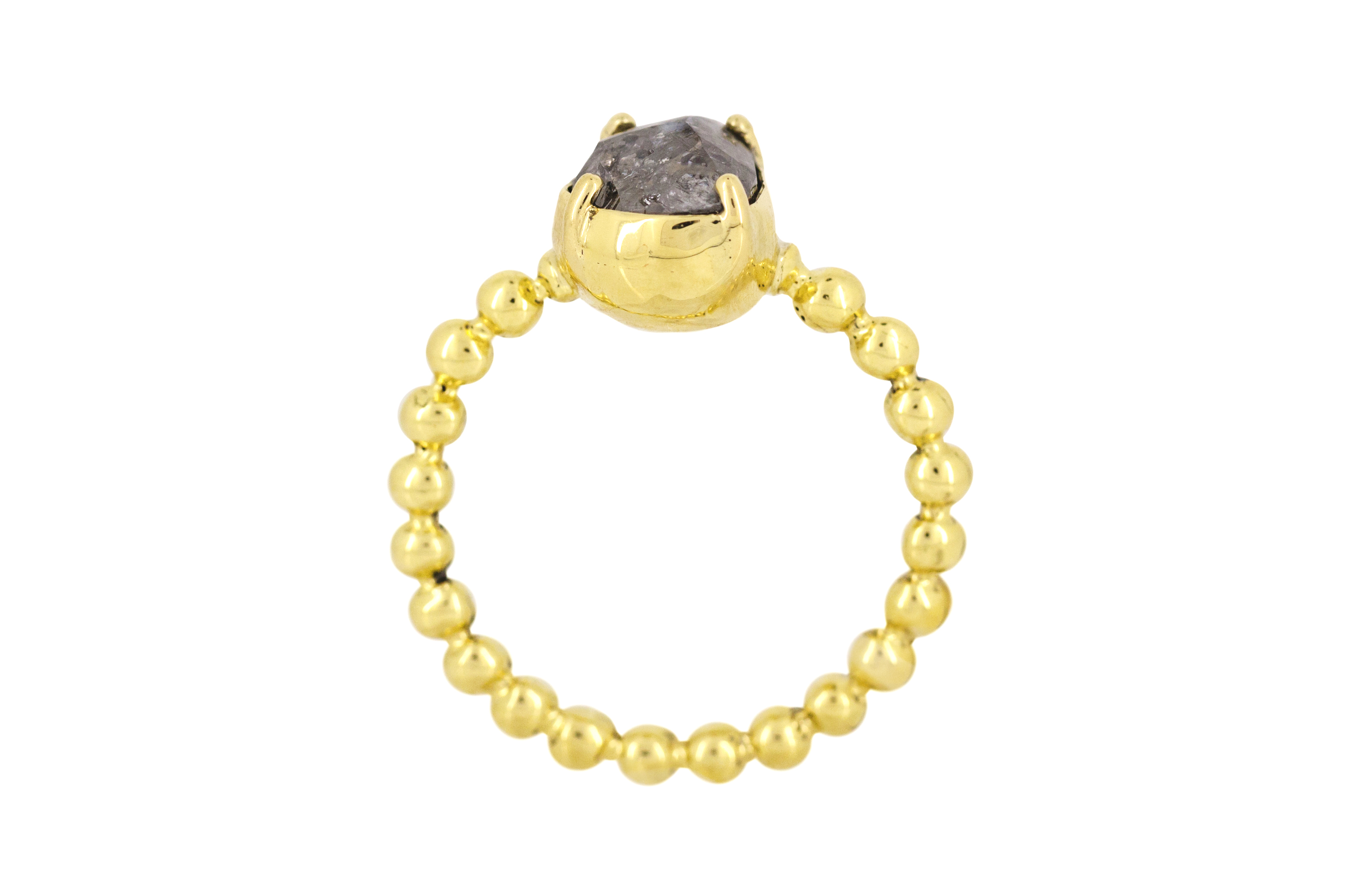 BO-KAAP in 18ct Yellow Gold