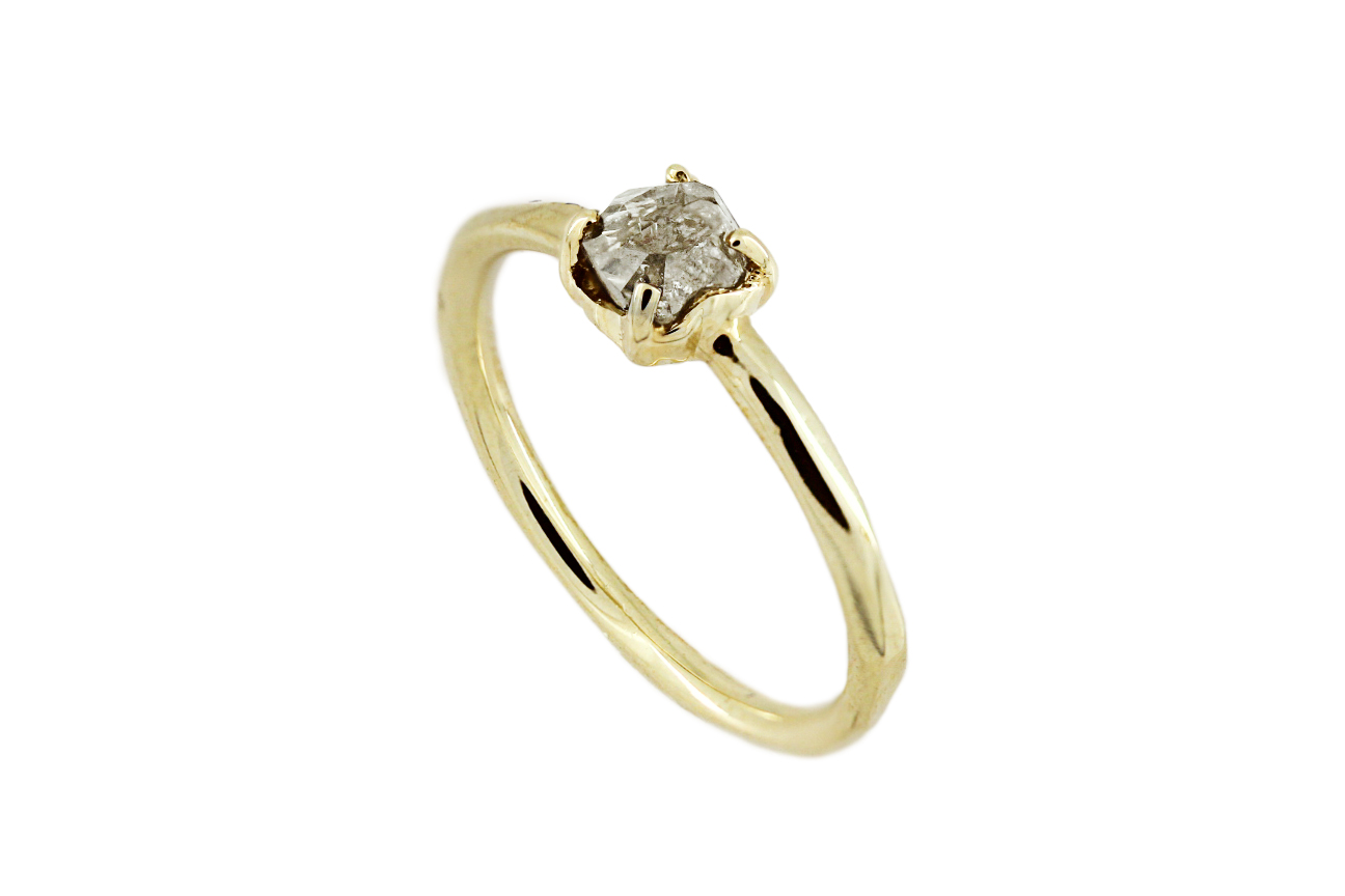 SANDY BAY in 14ct Yellow Gold