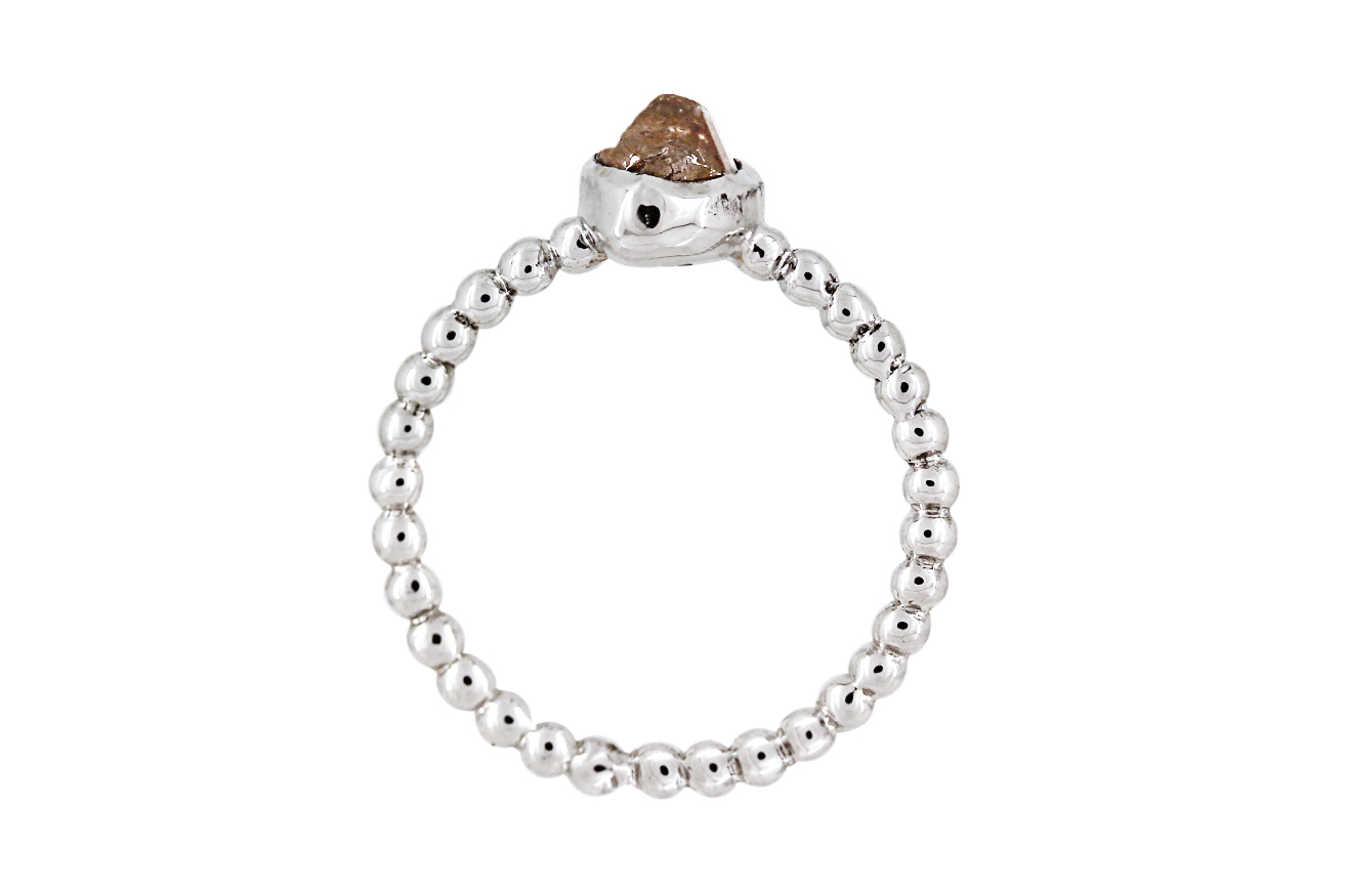SIGNAL HILL in 14ct White Gold