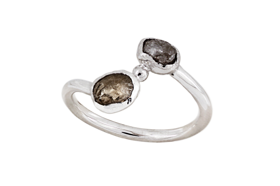 KLOOF NEK in 14ct White Gold