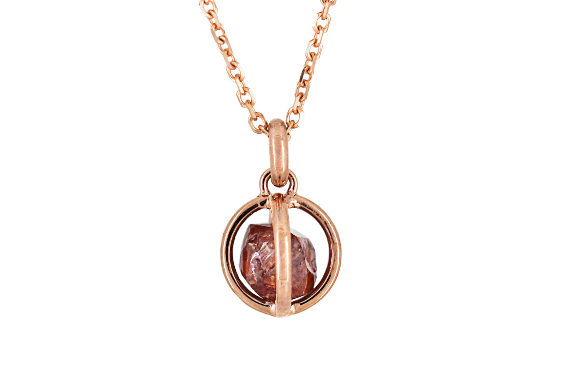 RED HILL in 9ct Rose Gold