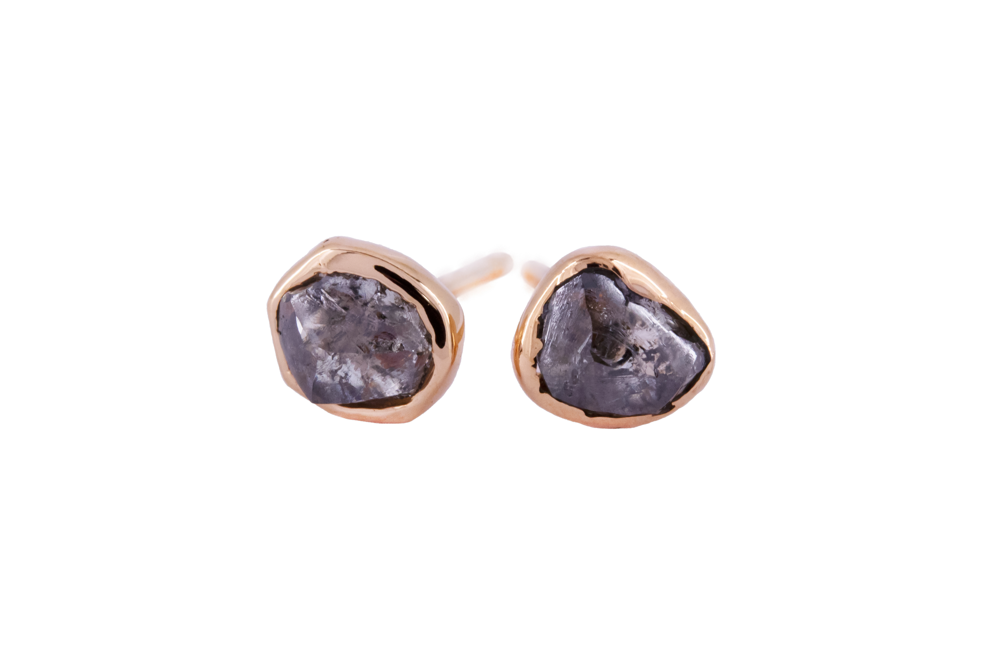 BOULDERS BEACH in 9ct Rose Gold