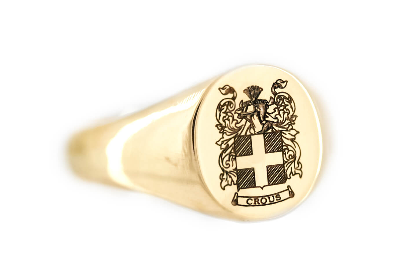Dale Crous   Signet Ring 1