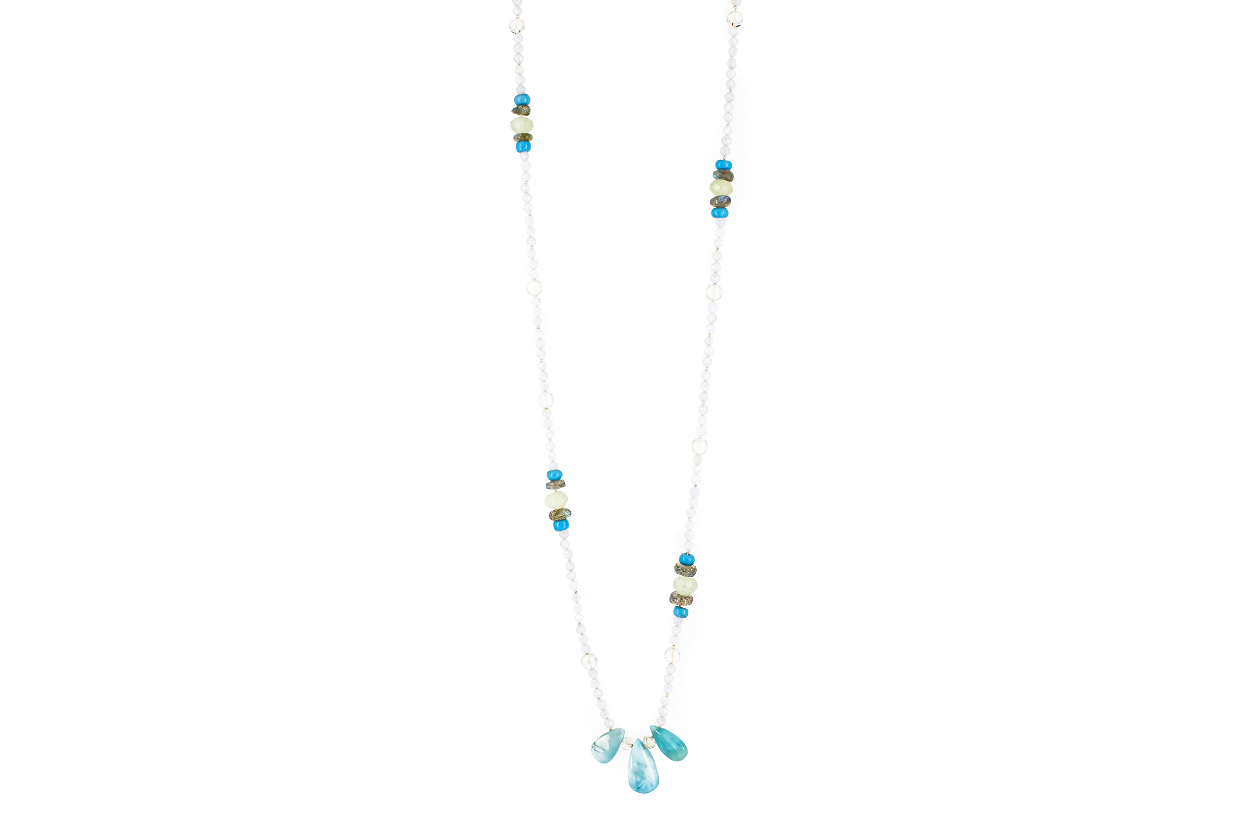 BREATHE Great Pause Necklace