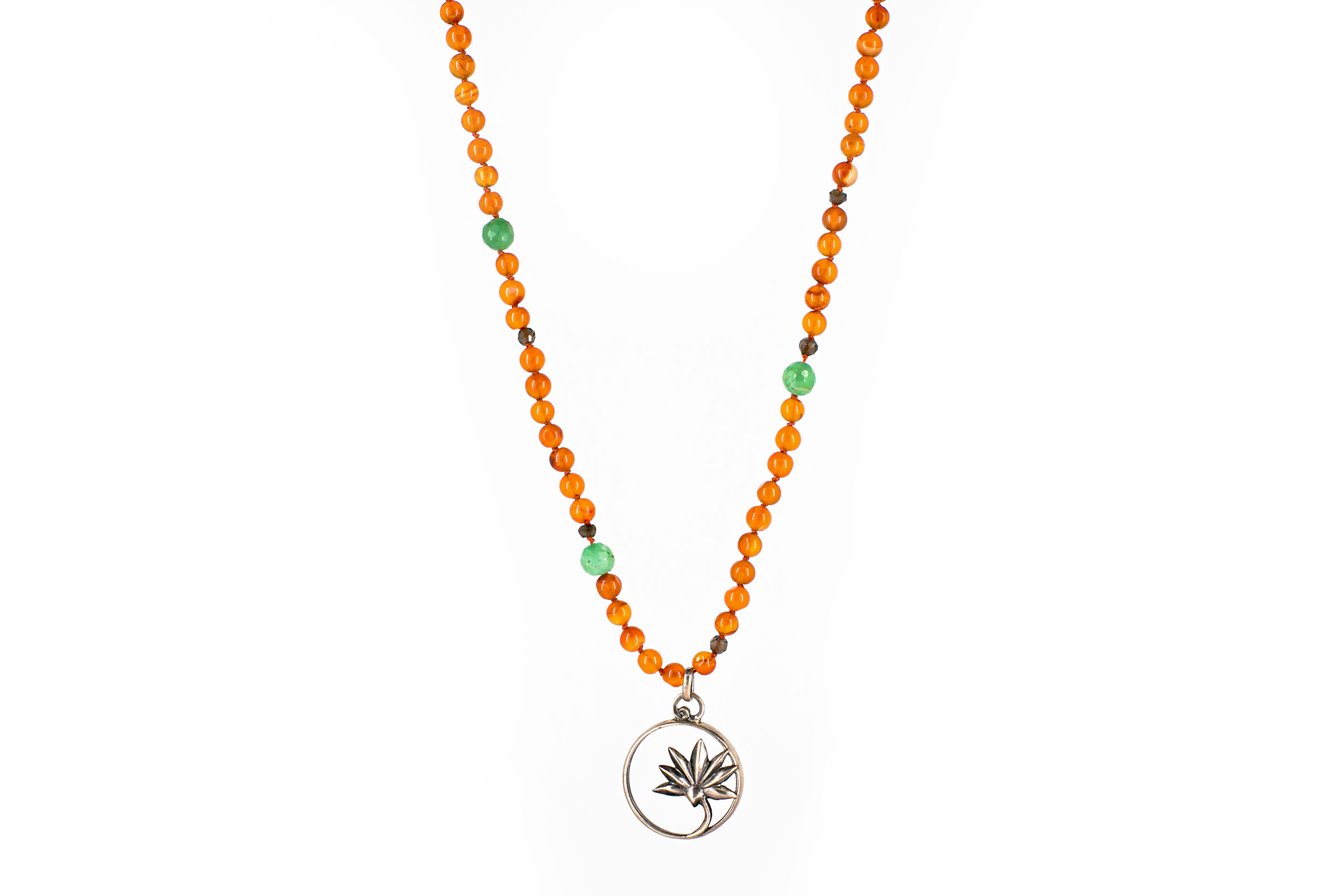LOTUS LOVE Great Pause Necklace