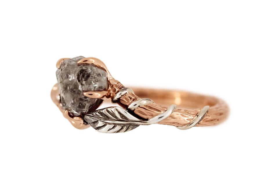 Rough Diamond Branch Ring B